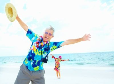 Financially-savvy travelling in retirement